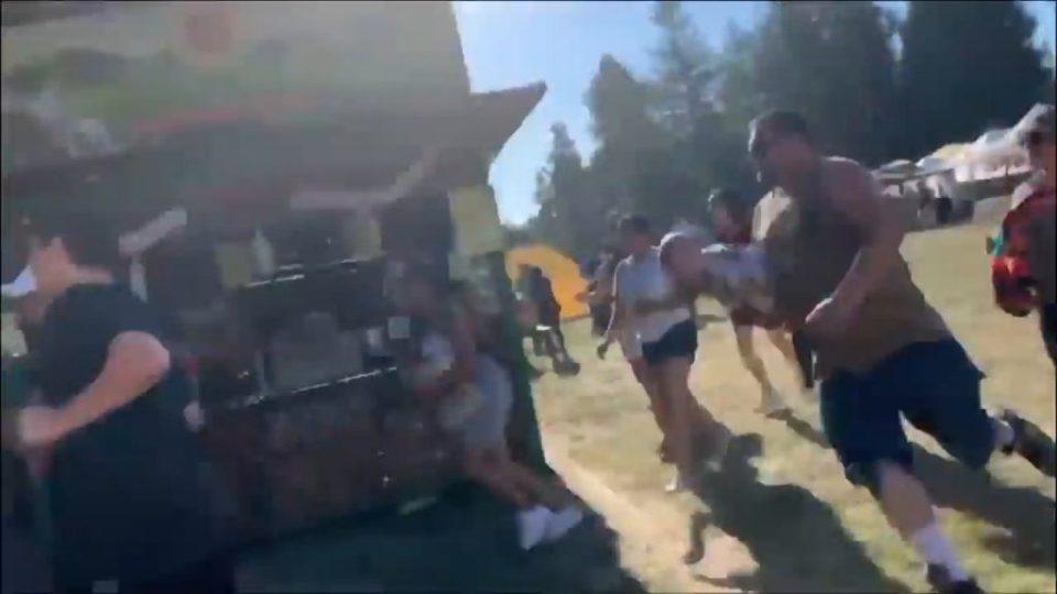 Пукотници на фестивал на храна: Најмалку три лица загинаа и 15 се повредени
