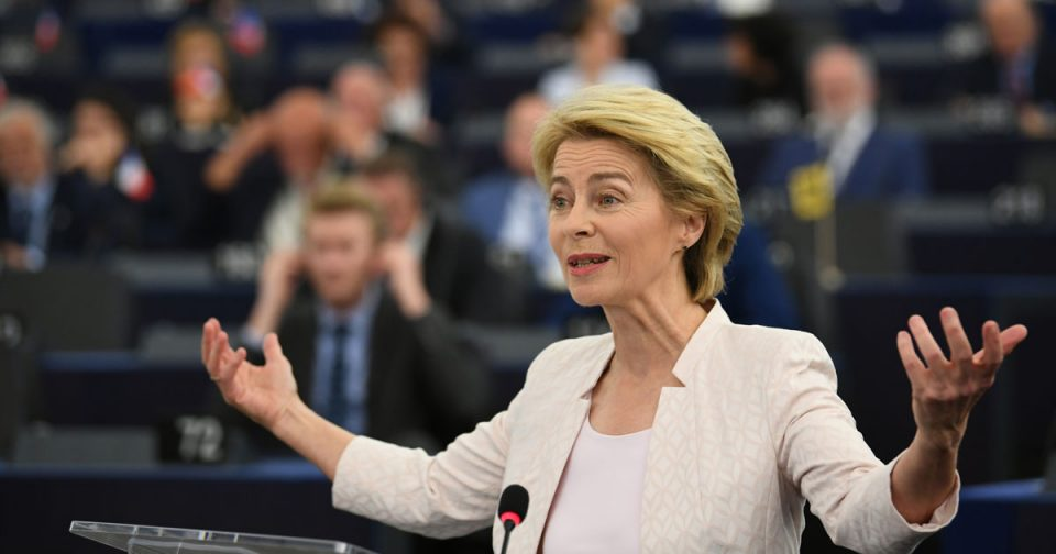 Фон дер Лајен: Северна Македонија и Албанија се наши соседи, не смее да им ја затвориме вратата