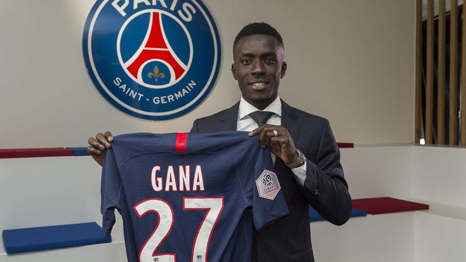 Официјално: Идриса Гејe е нов фудбалер на ПСЖ