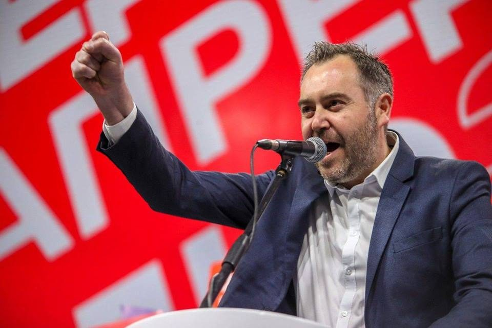 Георгиески го коригираше Ѓоковиќ: Ние сме Македонија