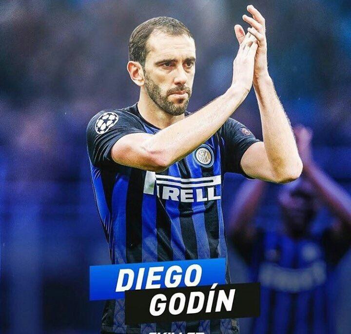 Официјално: Диего Годин е нов фудбалер на Интер