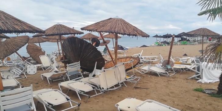 Нема апели за помош или откажување аранжмани, македонските туристи остануваат на Халкидики