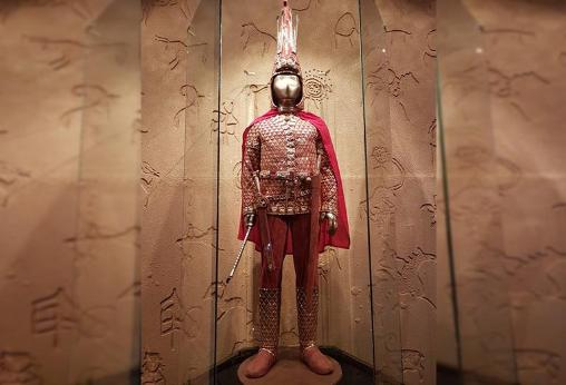 """Казахстанската изложба """"Великата степа: историја и култура"""" од денес во Археолошкиот музеј"""
