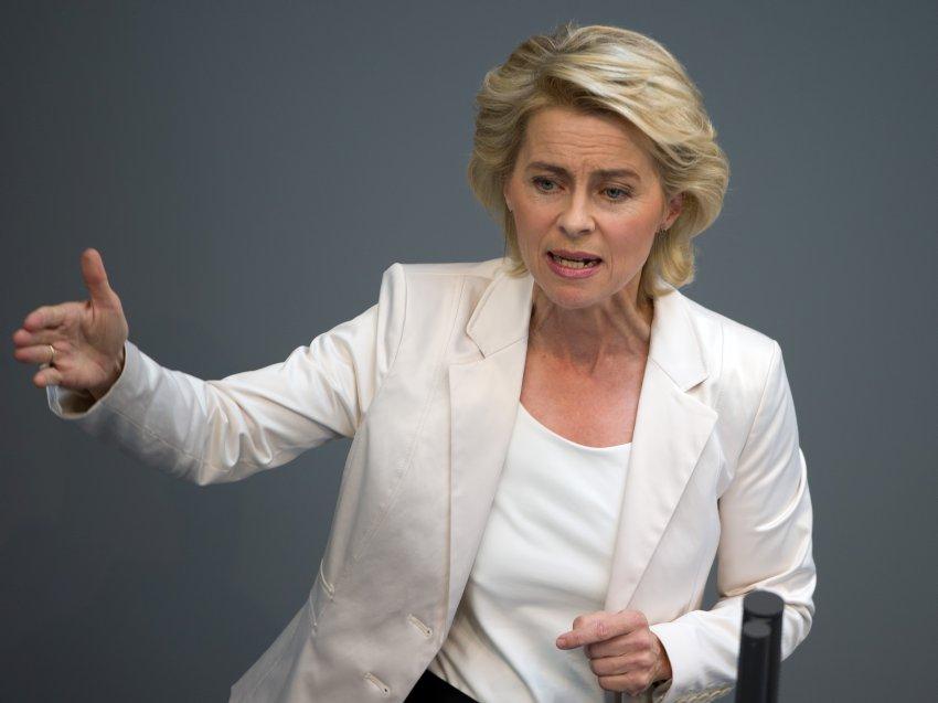 Урсула фон дер Лејен предложена за нов претседател на Европската комисија