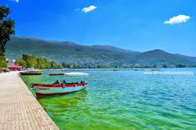Владата финансиски ќе помогне во ревитализација и доградба на колекторскиот систем на Охридското Езеро