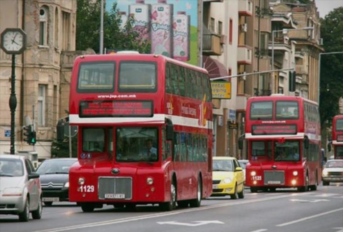 Автобусите на ЈСП утре ќе возат по неделен возен ред, ќе работат само дежурни билетарници