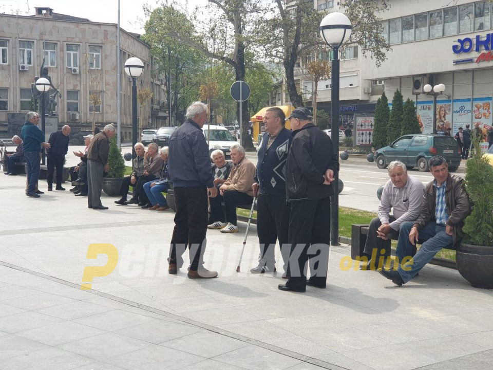Царовска: Нема скратено работно време за вработените кои се пред пензија