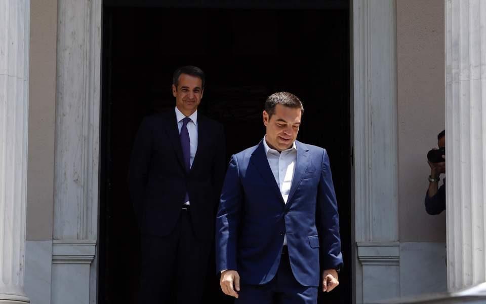 Ципрас: Излегуваме од карантинот, но се движиме на слепо