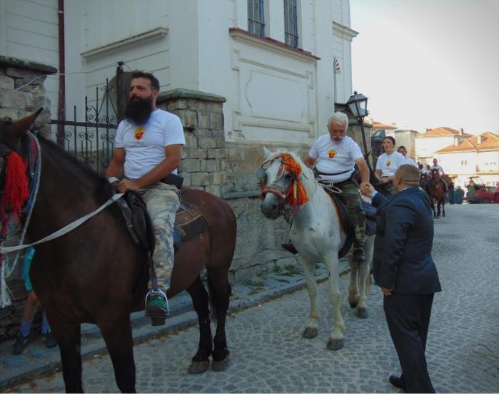 Коњаниците пристигнаа во Крушево