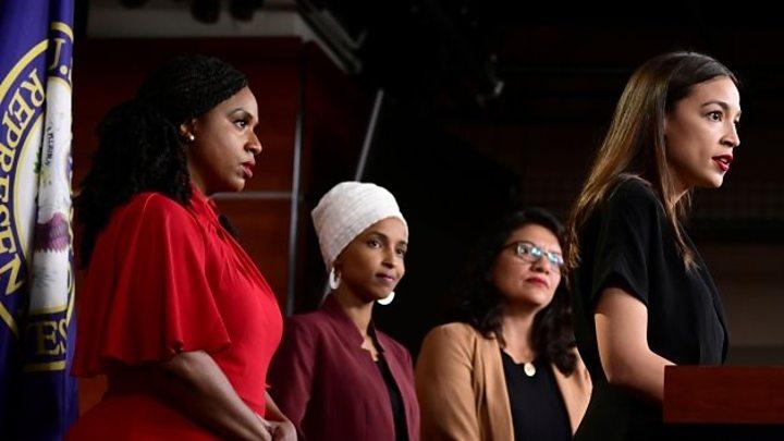 Трамп им порача на четирите конгресменки дека траба да ѝ се извинат на Америка