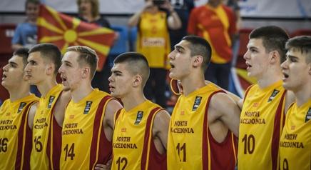 Јуниорите ја совладаа Грузија: Македонската репрезентација го осигура врвот со три победи