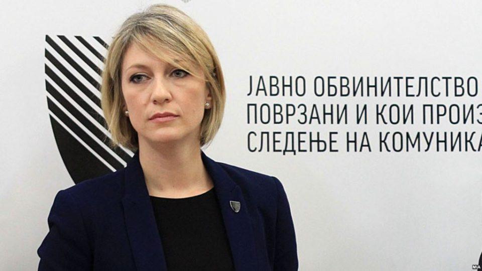 """Новинарите да не објавуваат детали за сведочењата на """"Таргет-Тврдина"""", побара Ристоска од судот"""