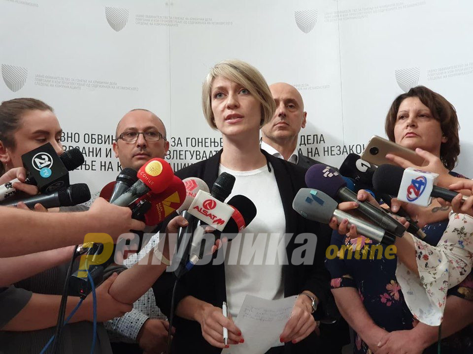 Ленче е навредена од Пендаровски: Лага е дека СЈО станало дел од организираниот криминал