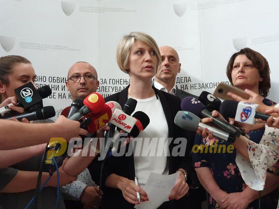 """Ленче Ристоска доби """"казна"""" од мнозинството во Советот на јавни обвинители"""