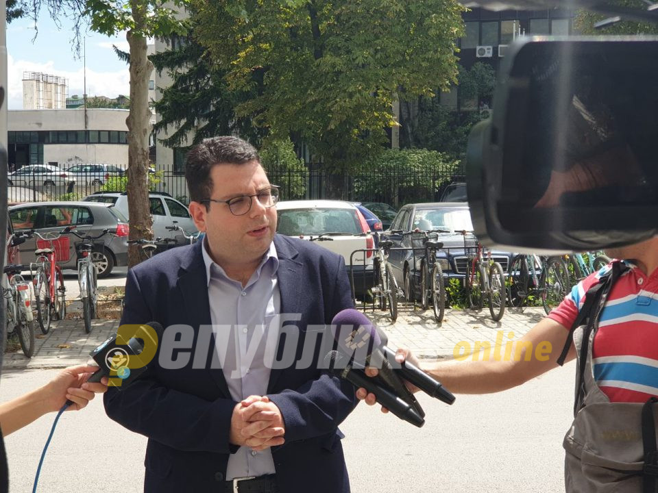 Одложено рочиштето против новнарот Љупчо Златев