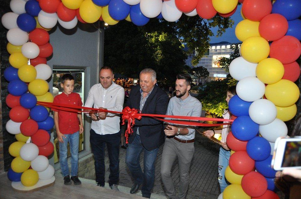 Рамиз Мерко ја отвори дивоградбата на Нефи Усеини кај Чинарот во Охрид