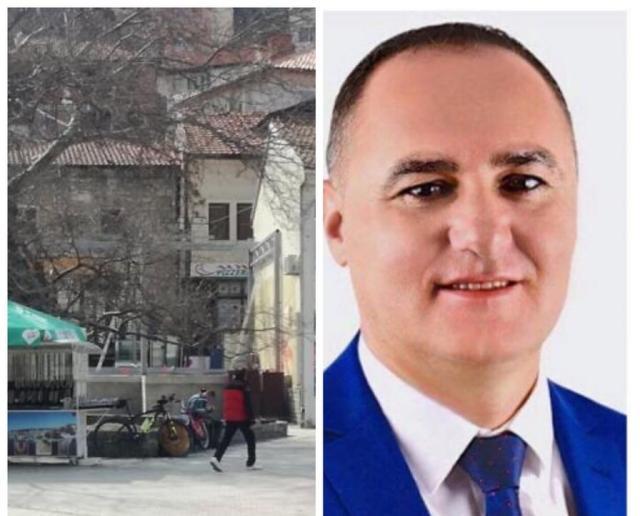 ДУИ во Охрид и советникот Нефи Усеини, кој го предводи, изразија јавно негодување