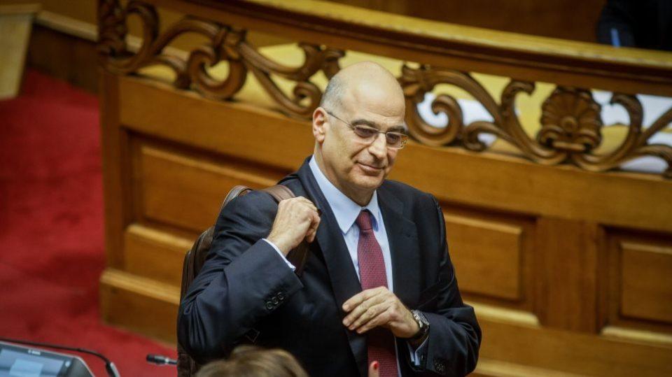 Кој е Никос Дендијас, новиот грчки министер за надворешни и што значи неговото доаѓање за Македонија