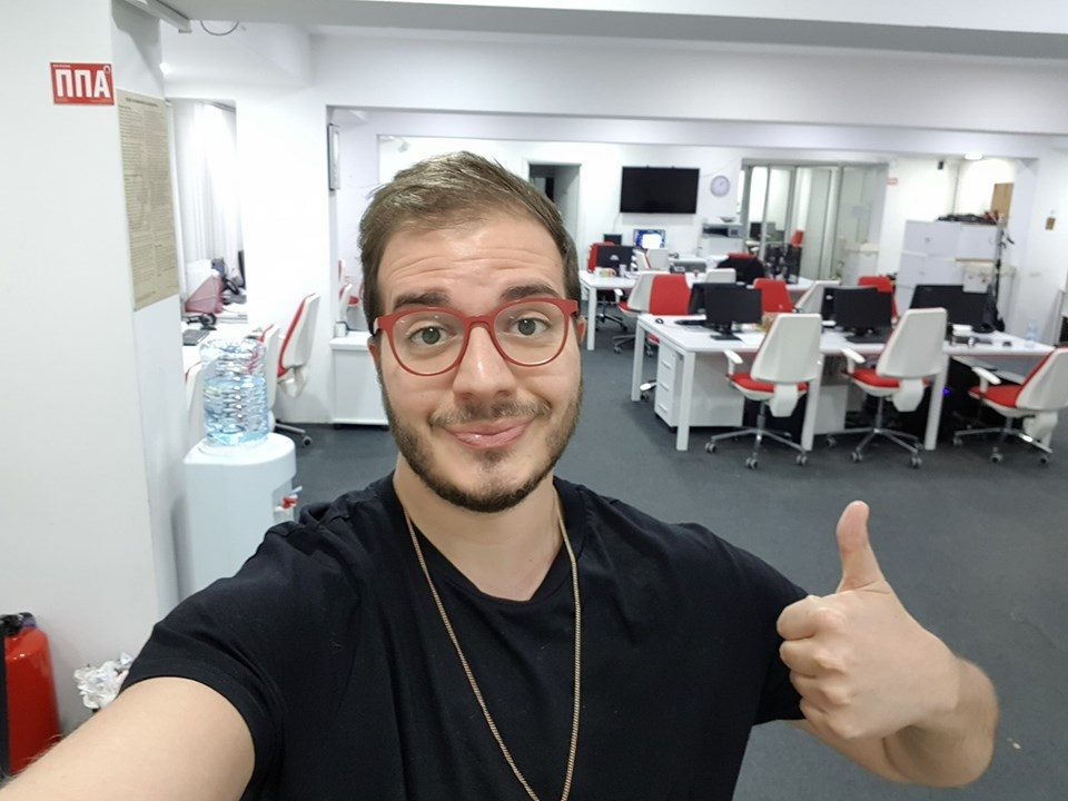 Огнен Јанески повеќе не е главен уредник на ТВ 24