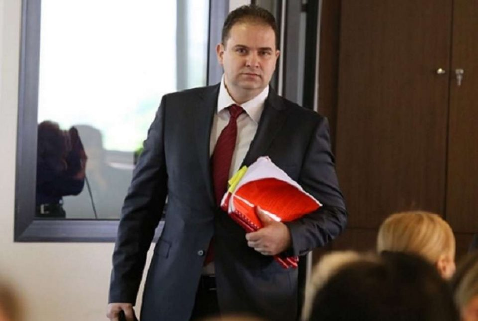 Суспендиран поранешниот претседател на Кривичниот суд, Владимир Панчевски