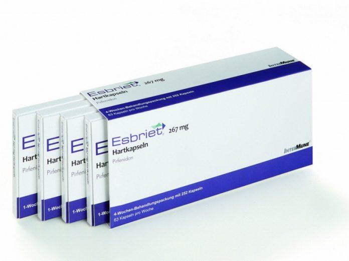 """Од денеска лекот """"пирфенидон"""" е достапен за пациентите со идиопатска белодробна фиброза"""