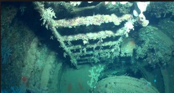 Пронајдена француската подморница што исчезна пред половина век