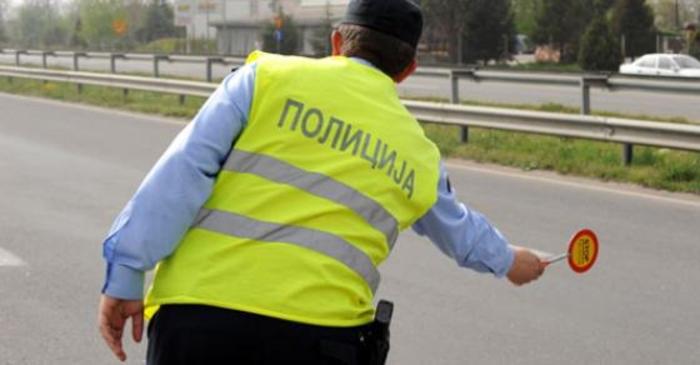 Се казнува: 300 возачи се санкционирани во Скопје