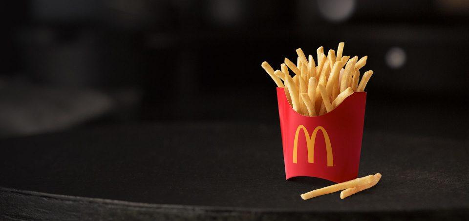 """Пукање во """"Мекдоналдс"""" поради ладен помфрит"""