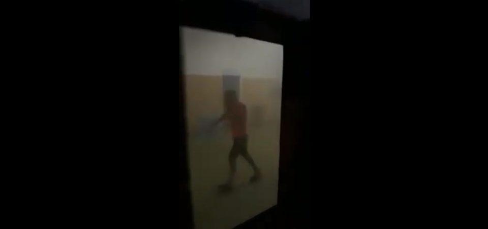 """Пожар во затворот """"Идризово"""""""