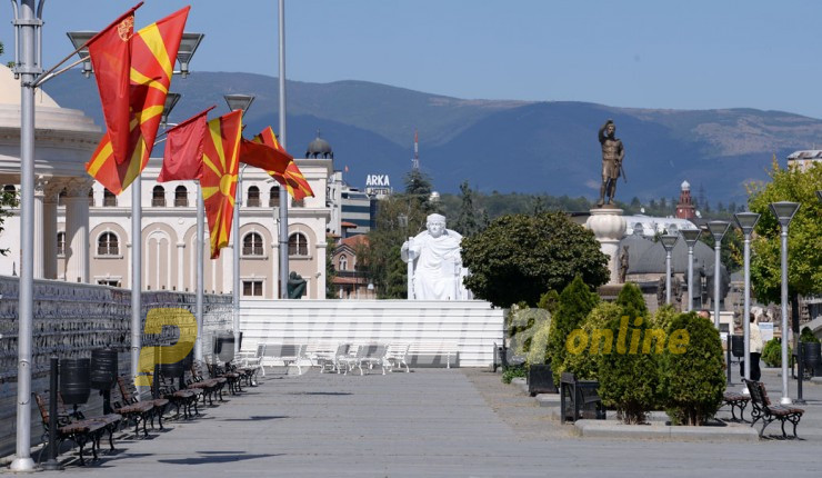 Будимпешта ќе е топла како Скопје денес, Скопје, пак, ќе гори како Остин