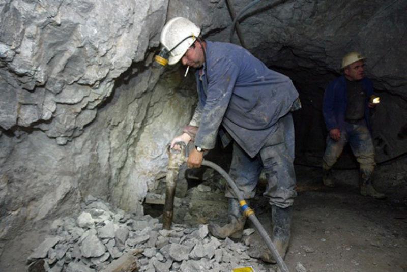 """Повреден рудар во """"Злетово"""""""