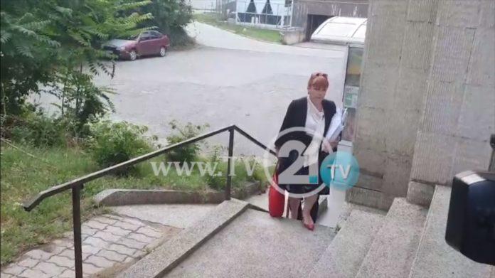 Се очекува спроведување на Бојан Јовановски во Кривичниот суд, Рускоска веќе пристигна