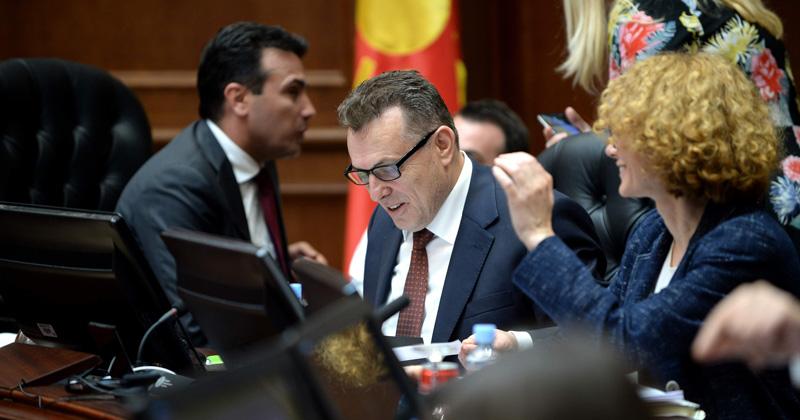 Сашо Тасевски: Командант Вентили заслужено доби вицепремиерска фотелја