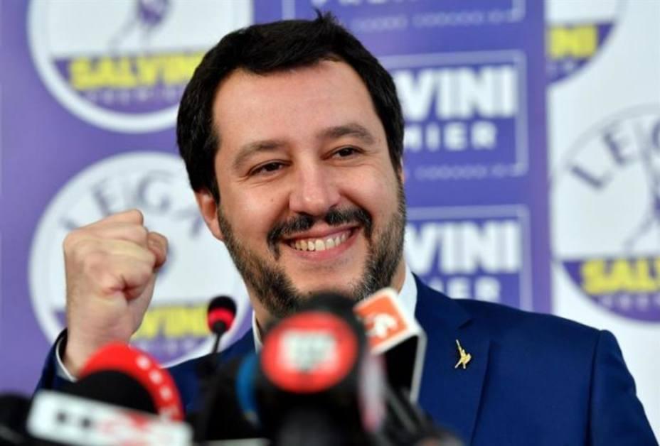 Салвини го затвори најголемиот центар за мигранти во Европа