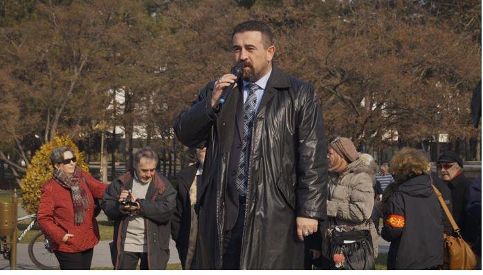 """Уапсен """"Лаки Арамбаша"""", учecник во настаните на 27-ми април"""
