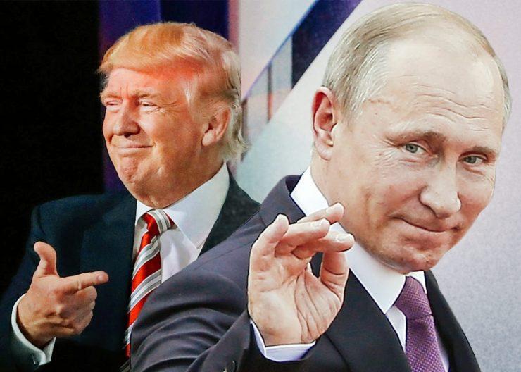 Трамп му пишал кусо писмо на Путин