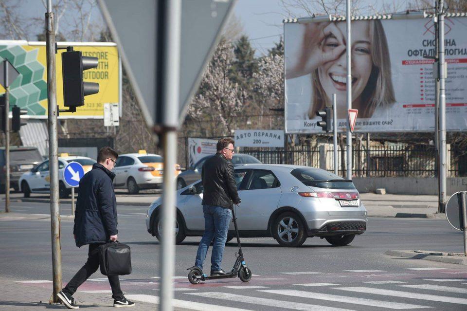 ВМРО-ДПМНЕ: За Шилегов најголем дострел е возење тротинет