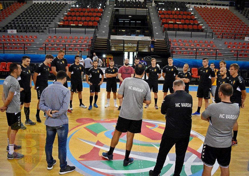 Вардар го промени тренерот, Писонеро стана асистент