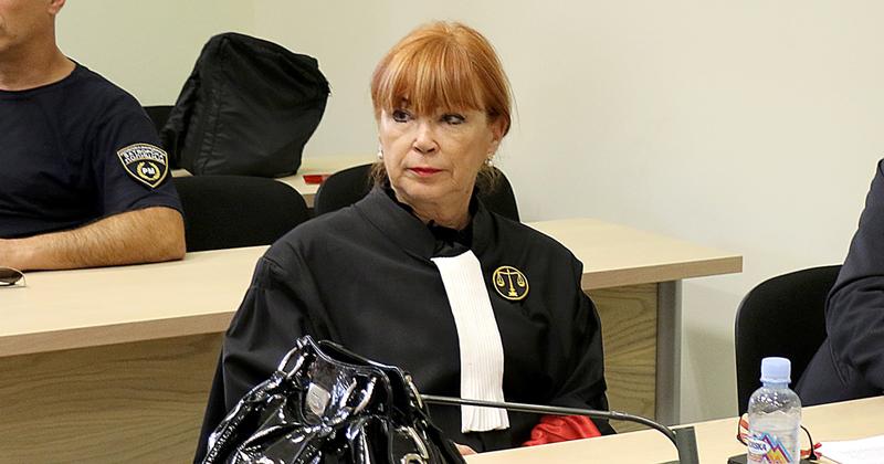 Вилма Рускоска се врати на работа