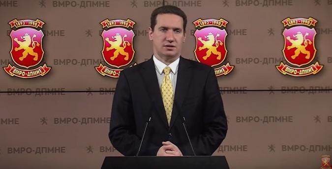 Владимир Ѓорчев: Во Македонија се случува политички реваншизам, терор и економски колапс