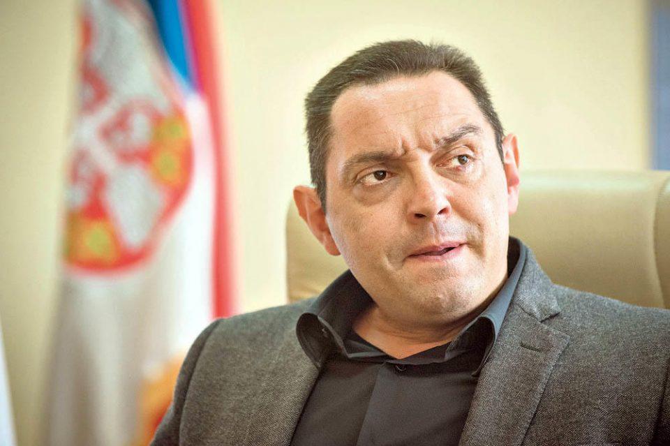 Вулин за подрршката на Тачи и Рама за Ѓукановиќ: Ги цртаат границите на голема Албанија