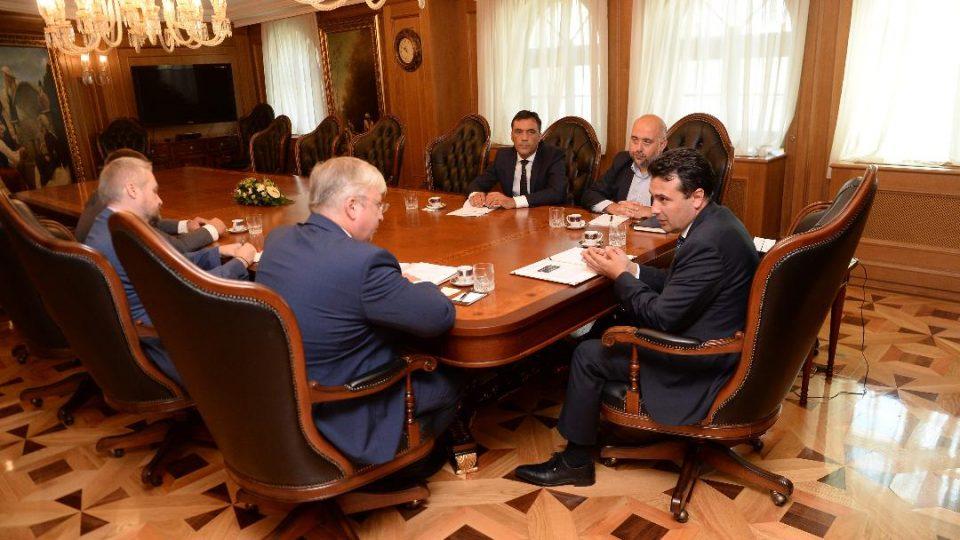 Заев- Бездникин: Измамата на руските граѓани нема никакво влијание на односите меѓу двете земји