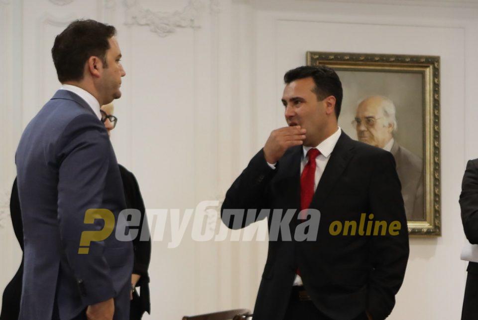 Османи не помислува да му се покори на премиерот во заминување: Како Заев ќе го ревидира Законот за јазици кога ДУИ не попушта?
