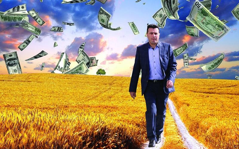 Македонија поради Заев стана дувло на мафија и организиран криминал
