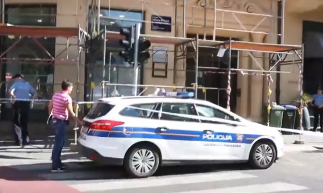 Експлозија во центарот на Загреб, во стан најдено безживотно тело