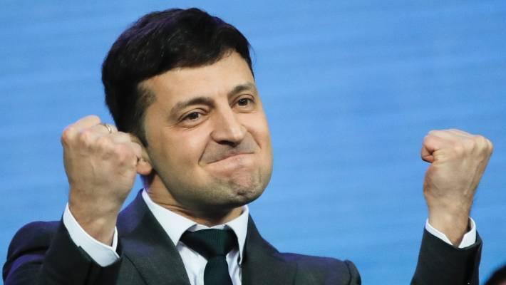Партијата на Зеленски води на предвремените парламентрани избори во Украина