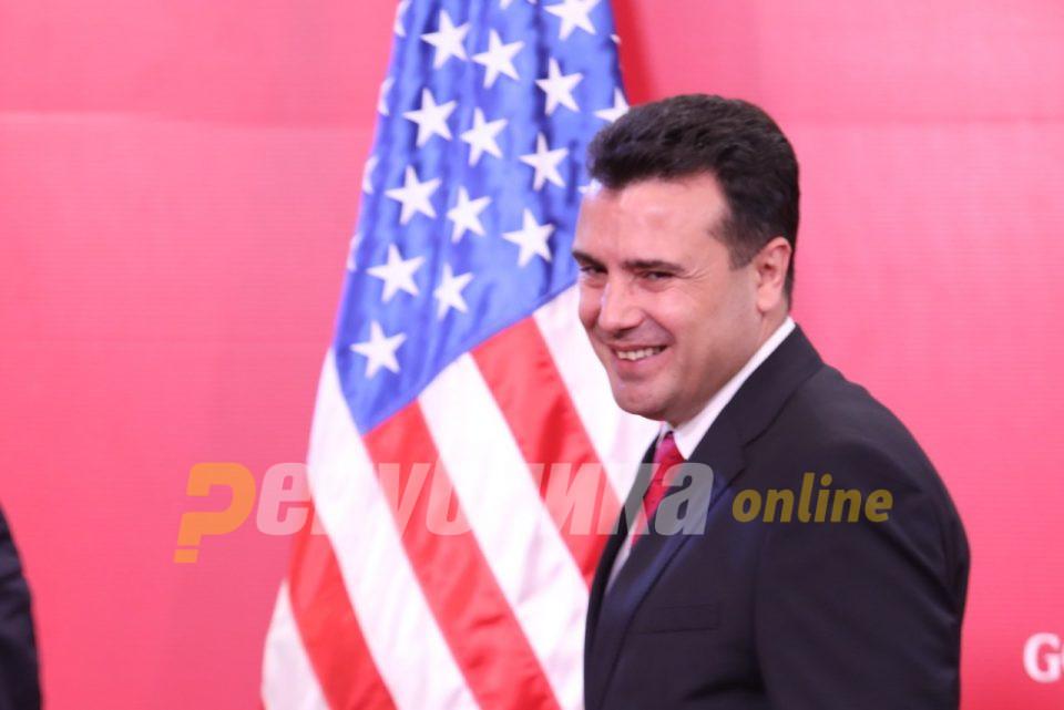 Груевски прифати да му помогне на Заев