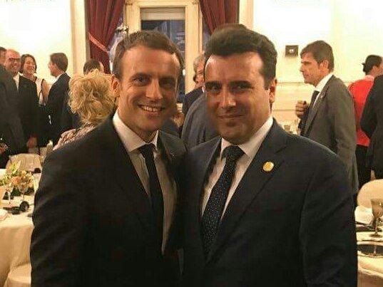 Нема напредок во француската позиција за преговори со Македонија
