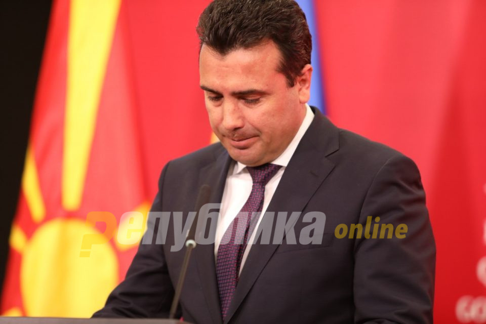 Македонија е жртва на криминогениот карактер на Заев