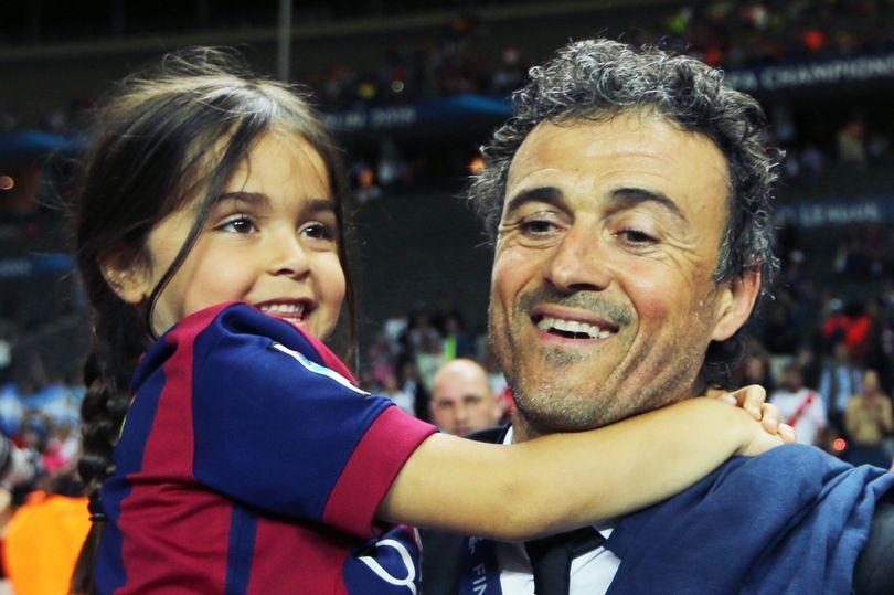 Луис Енрике објави дека ќерка му починала од рак